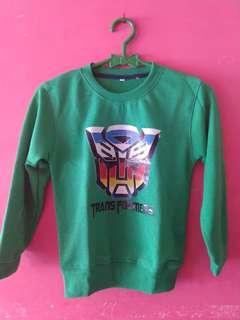 Sweater Karakter Lucu