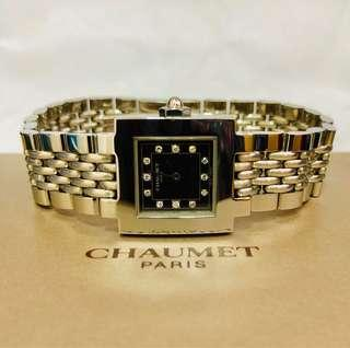 CHAUMET Carree Diamond Laides Watch(W0626)