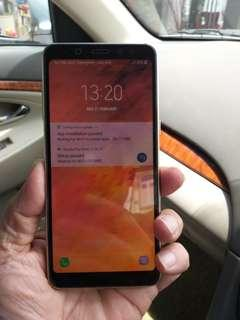 🚚 Samsung A8 2018 8month old