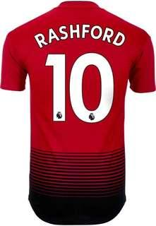 Rashford man utd jersey