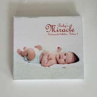 baby soothing music CD