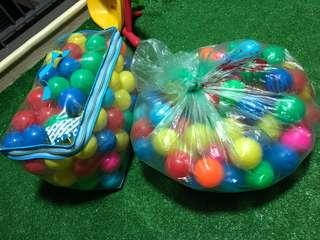 Pit balls for babies and toddler