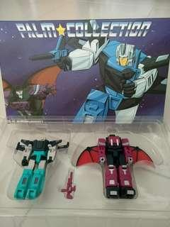 Transformers Brainstorm Mindwipe Palm Collection