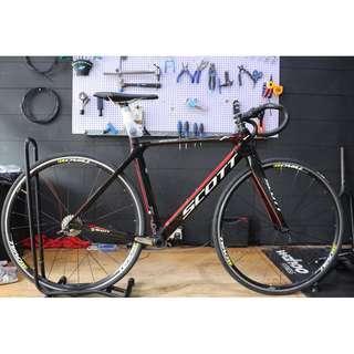 Custom - Scott Foil Team Issue - Road Bike