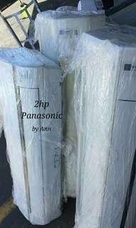 2hp Aircond Panasonic