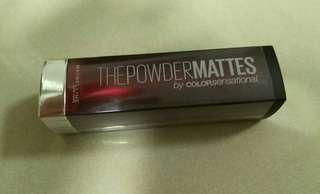 Maybelline lipstick(RED-DY RED)