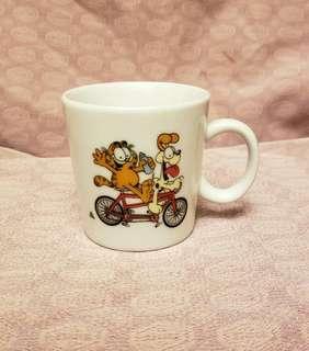全新 加菲貓 陶瓷杯 garfield