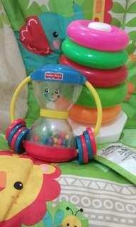 Fisher Price + toy r us