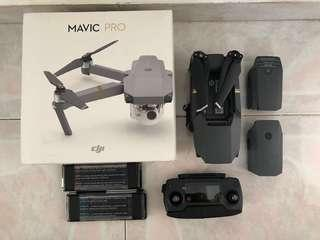 (Warranty) DJI Mavic Pro