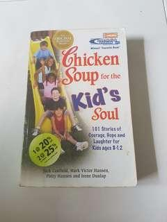 🚚 Chicken Soup for the Kid's Soul