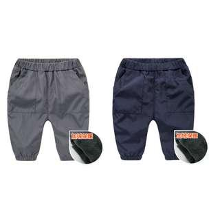 BN - 100% Polyester Warm Lined Pants (2 sizes)