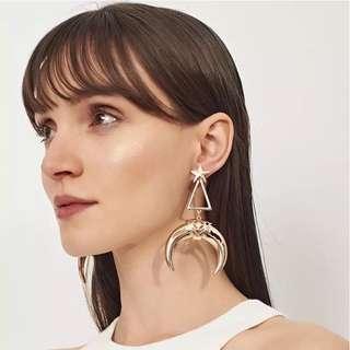 eBay inspired hana statement earring