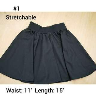 3 Pieces For $10 (B3) Batch Three: Skirts & Dress