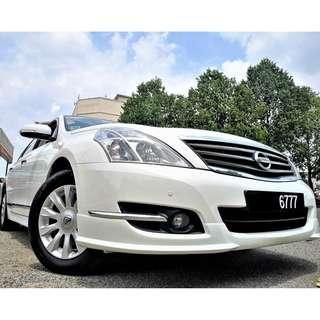 Nissan Teana 2.0 Luxury (A) 2014