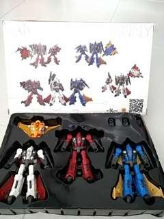 Transformers Dirge Thrust Ramjet Iron Factory