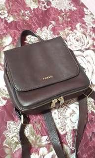 Auth FOSSIL Mini Bagpack