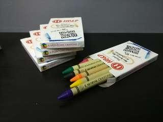 120pc Non-toxic kids crayons (6pc)*20 packs