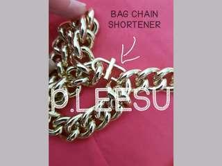 ( INSTOCK ) Bag Chain Shortener