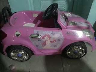 Sweet Fairy remote control car with free tolocar