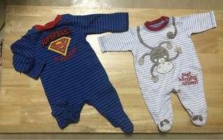 Used Sleepsuits newborn