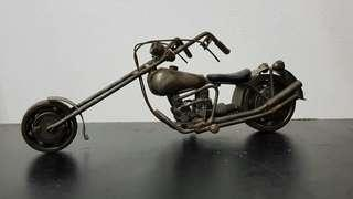 Motor bike display