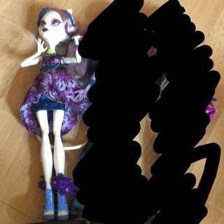 🚚 Monster High Doll
