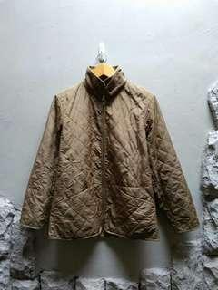 Jaket Quilted Uniqlo