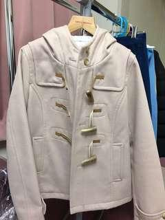 #earth毛呢外套