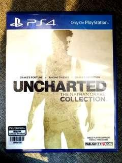 [PS4] UNCHARTED: THE NATHAN DRAKE COLLECTION