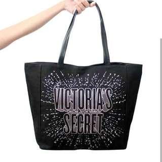 Victoria Secret Tote Bag - NEGO (PO max.7 hari)