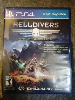 [PS4] Helldiver