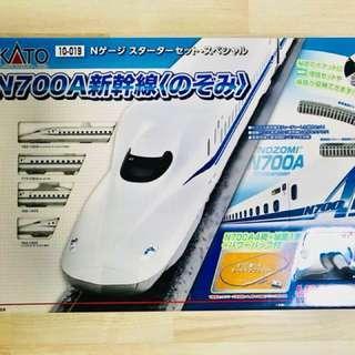 KATO N700A 新幹線 10-019