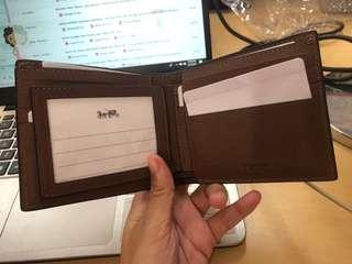 [NEW] Coach Men Wallet
