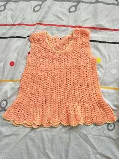 🚚 Cute Baby Knitted Dress