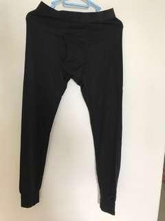 🚚 Uniqlo heat tech pants x12 (MALE & FEMALE)