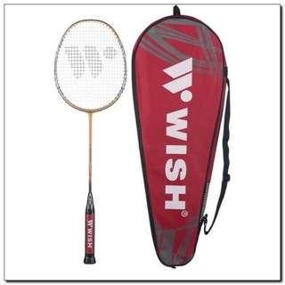 Badminton Racket (Wish)