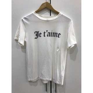 🚚 H&M 女T-shirt
