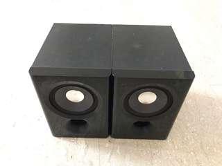 🚚 Philip all ring small speaker