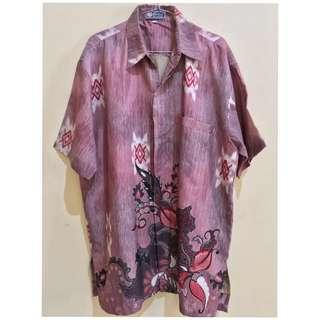 Kemeja Batik Halus (High Quality)