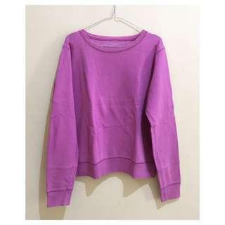 Sweater Pink Crop