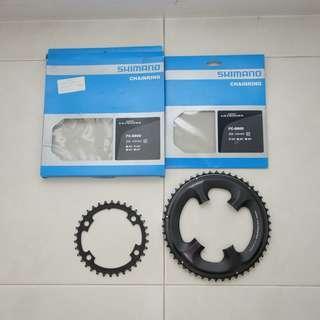 Shimano Ultegra compact chainring