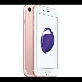 🚚 Iphone 7 Rose Gold