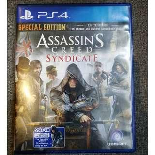 [PS4] ASSASSIN'S CREED SYNDICATE SPECIAL EDITION