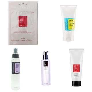 🔥COSRX Acne Pimple Master Patch, Low pH Cleanser, Salicylic Acid Cleanser, BHA Blackhead Power Liquid, AHA/BHA Clarifying Treatment Toner 🔥Lowest $🔥New Stocks Feb 2019🔥