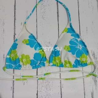 Sale floral bikini top