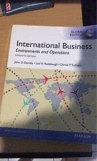 International Business by John D Daniels (ori)