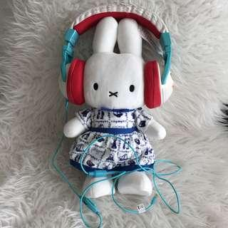 🚚 Skull Candy Paul Frank Headphone