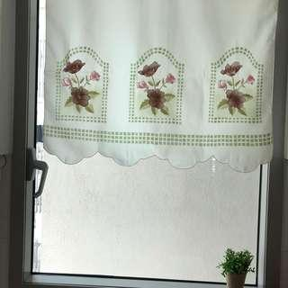 Door Window Curtain Valance (last 2 Sets)