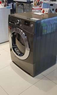LG Topload and Frontload Washing Machine