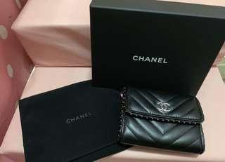 Chanel Card Holder